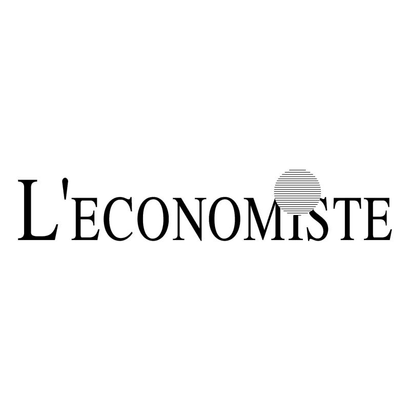 L'Economiste vector