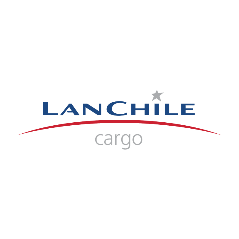 LanChile Cargo vector