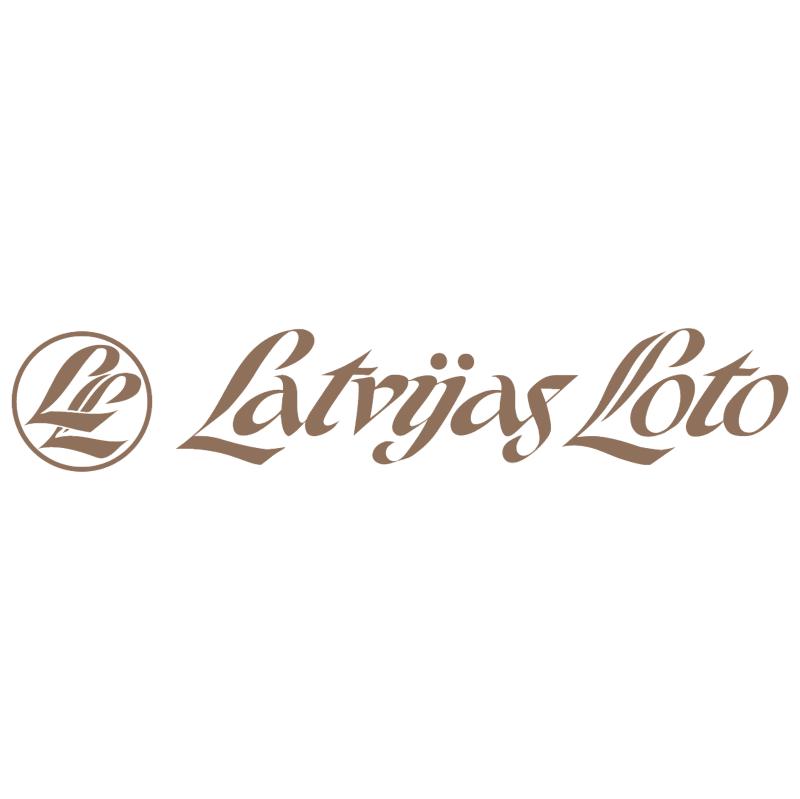 Latvijas Loto vector