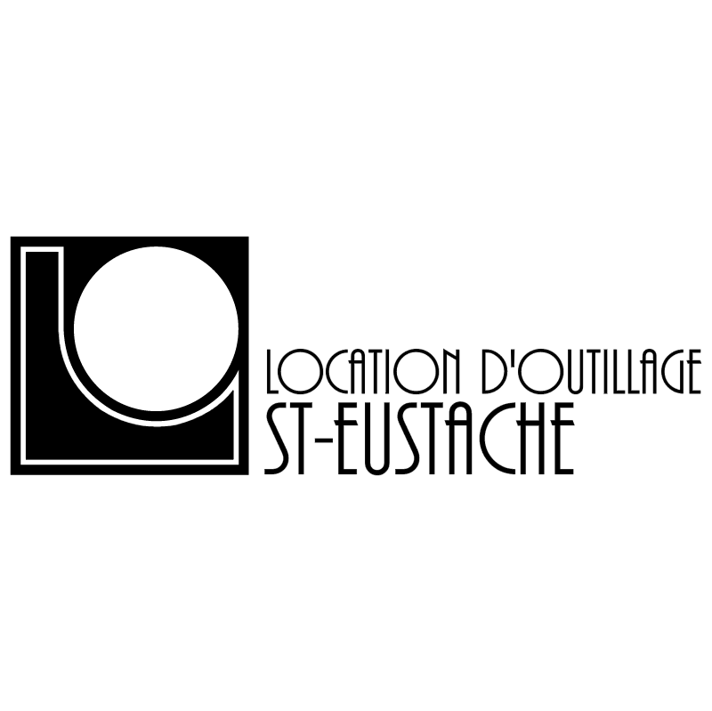 Location d outillage St Eustache vector