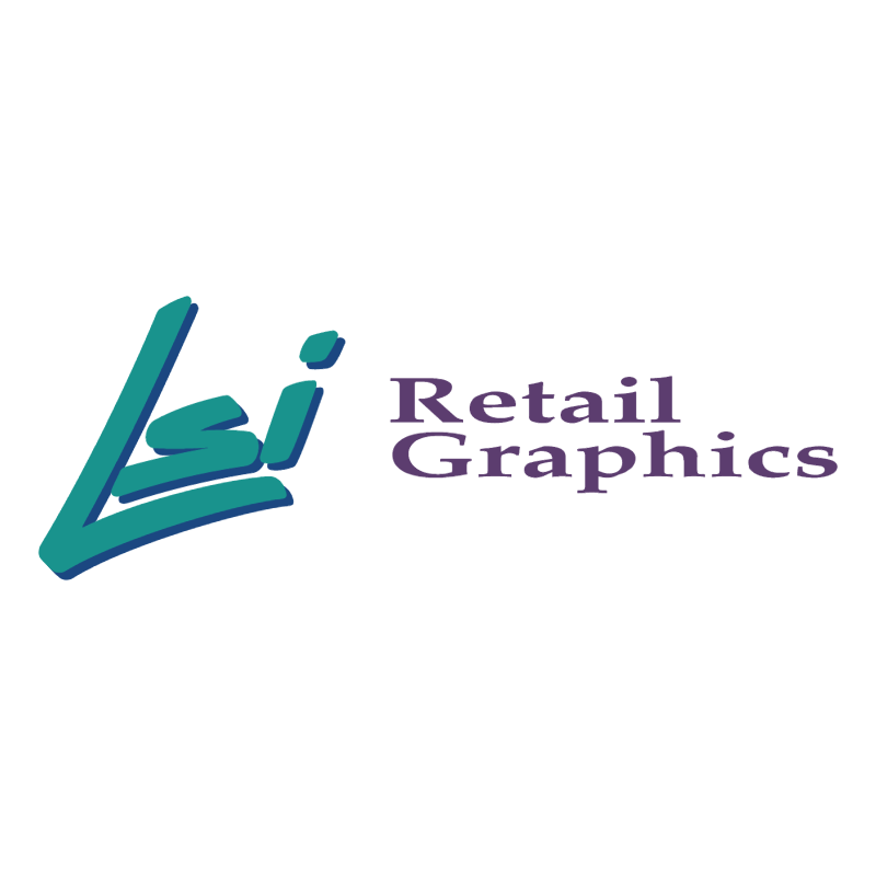 LSI Retail Graphics vector