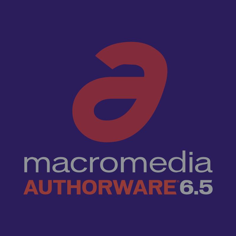 Macromedia Authorware 6 5 vector