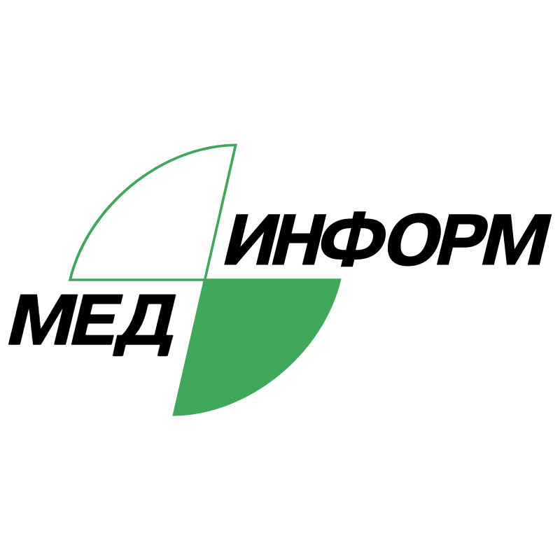 MedInform vector logo