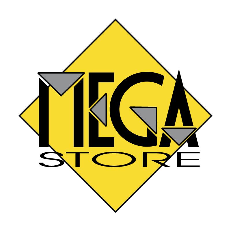 Mega Store vector