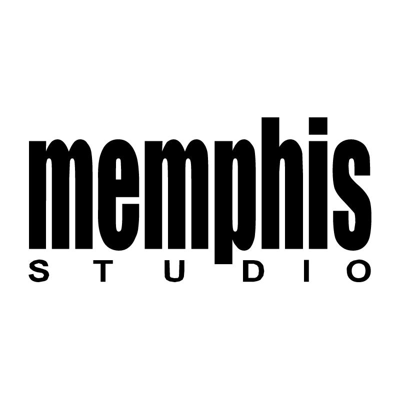 Memphis Studio vector