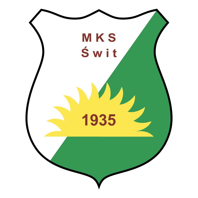 MKS Swit Nowy Dwor Mazowiecki vector logo