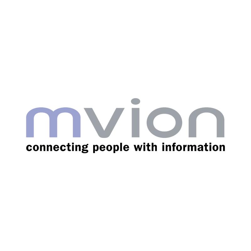 mvion vector logo