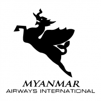 Myanmar Airways vector