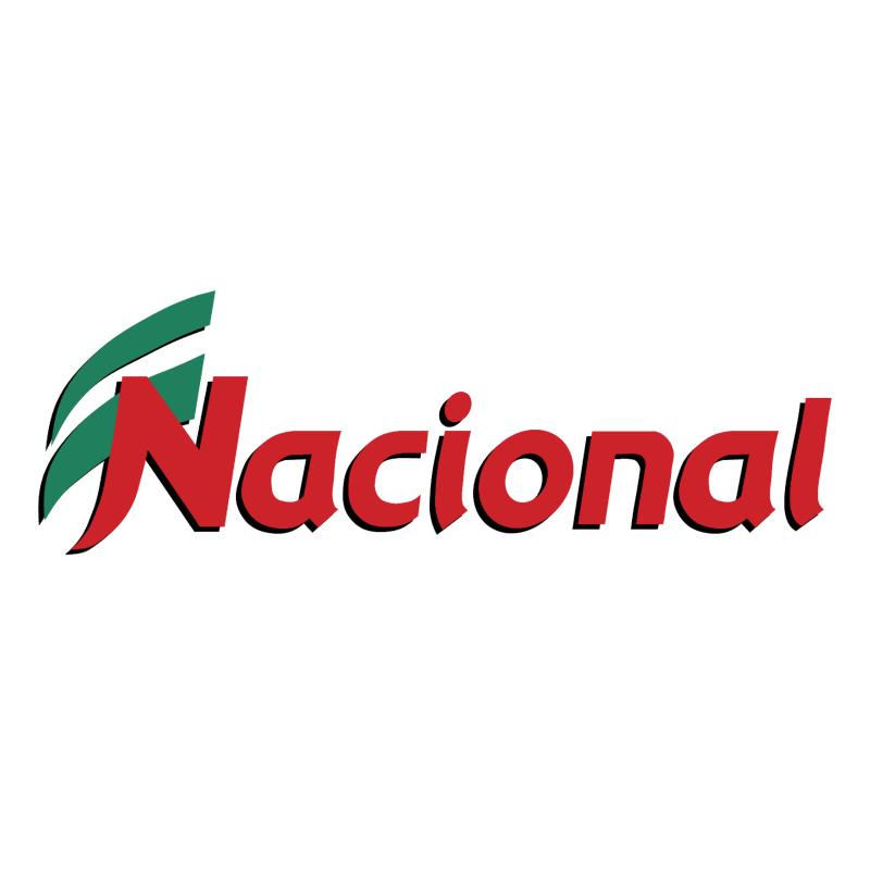 Nacional Supermercados vector logo