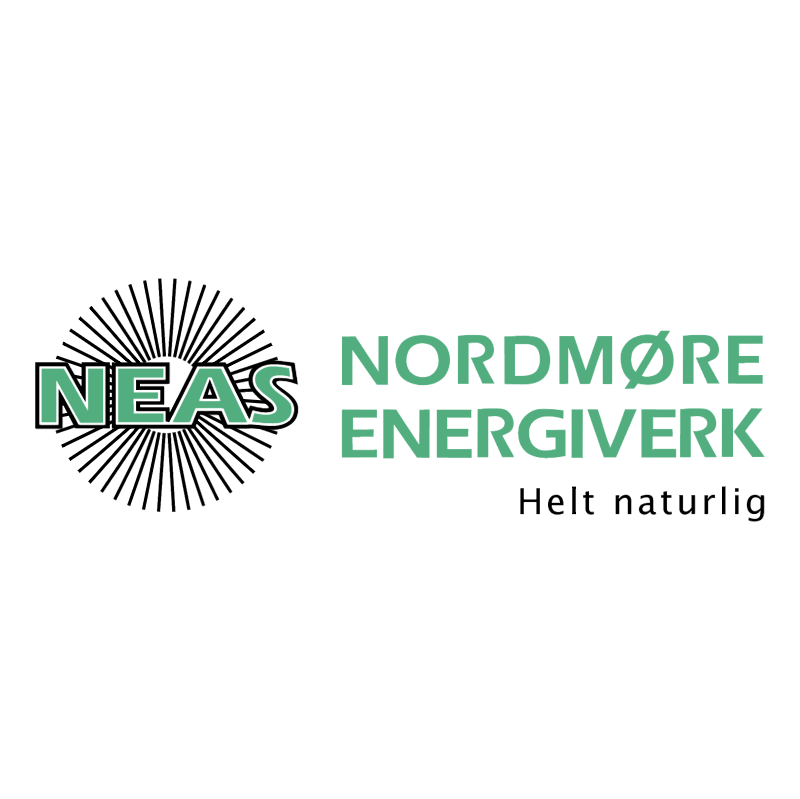 NEAS Nordmore Energiverk vector logo