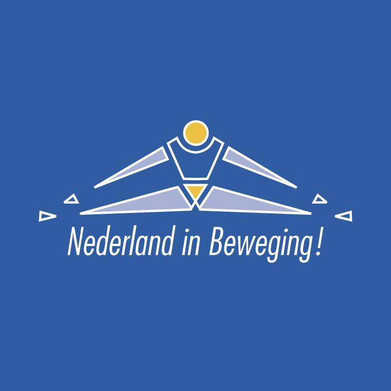 Nederland in Beweging! vector