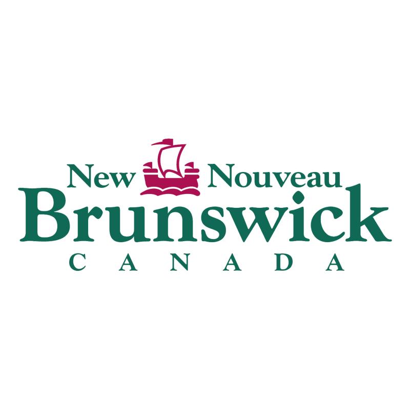 New Brunswick Canada vector