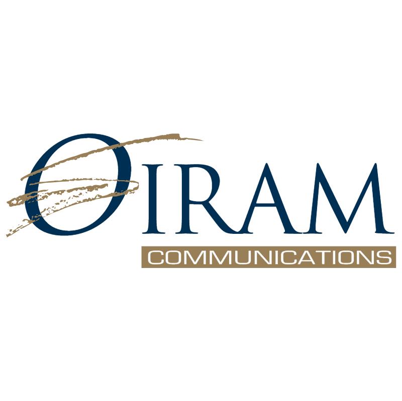 Oiram Communications vector