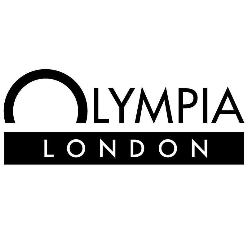 Olympia London vector logo