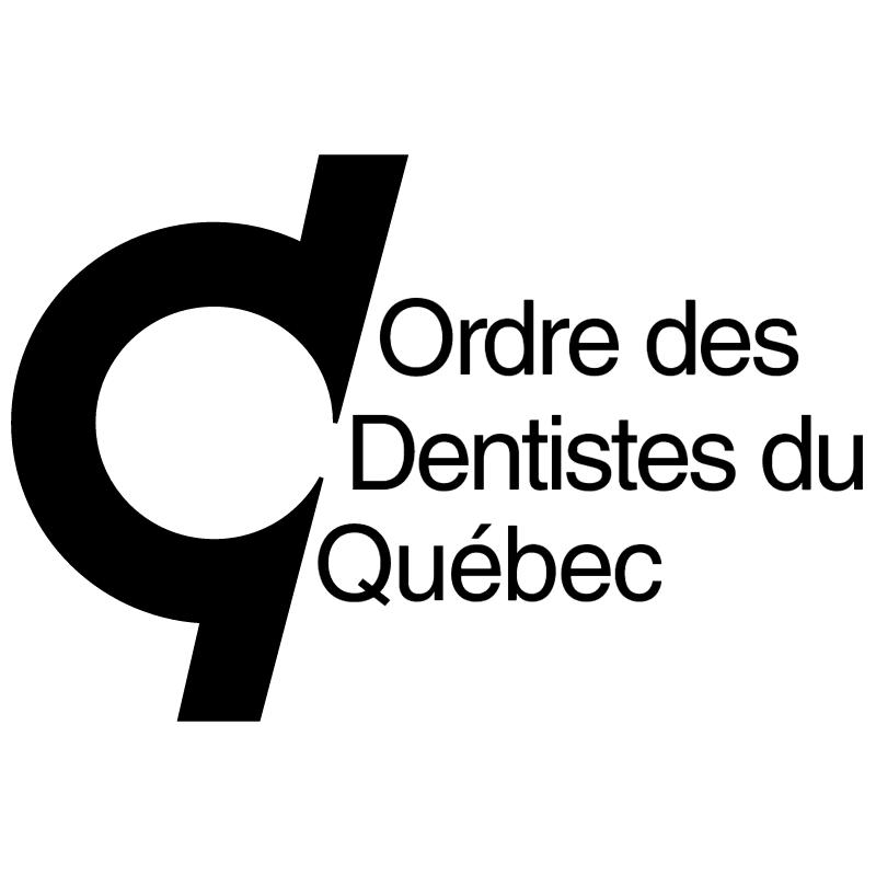 Ordre des Dentistes vector logo