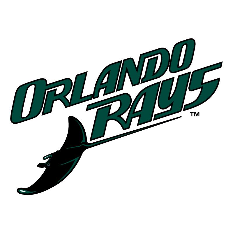 Orlando Rays vector