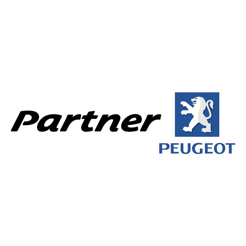 Peugeot Partner vector