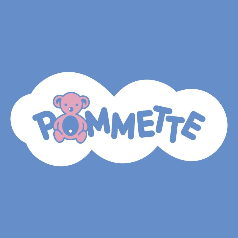 Pommette vector logo