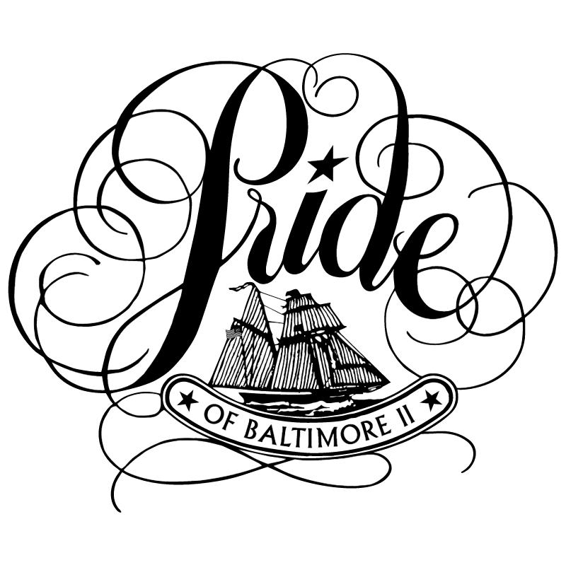 Pride of Baltimore II vector