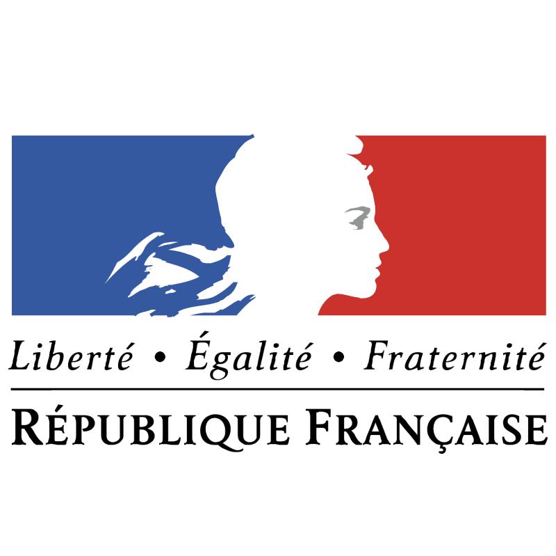 Republique Francaise vector