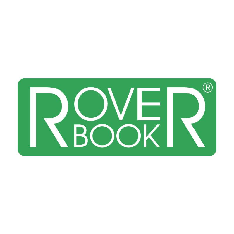 RoverBook vector logo