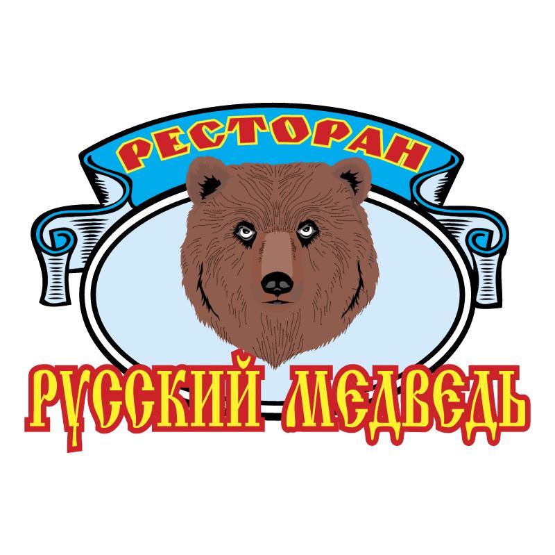 Russkij Medved vector