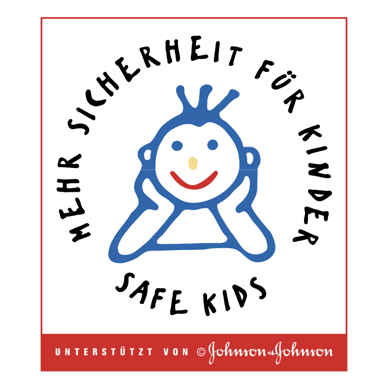 Safe Kids vector