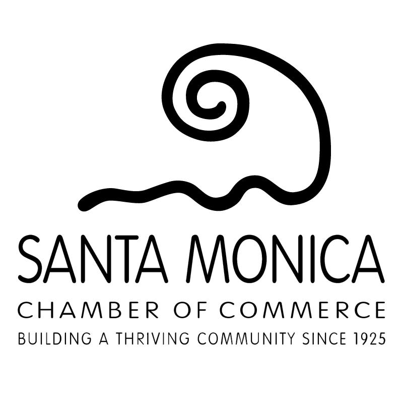 Santa Monica vector