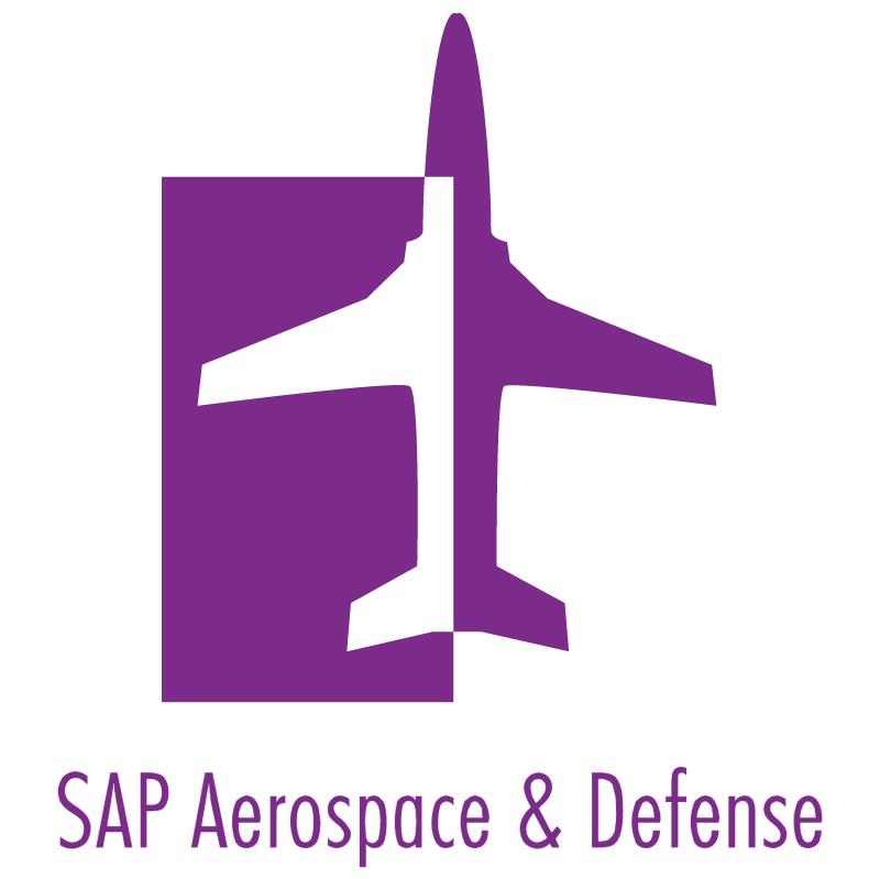 SAP Aerospace & Defense vector