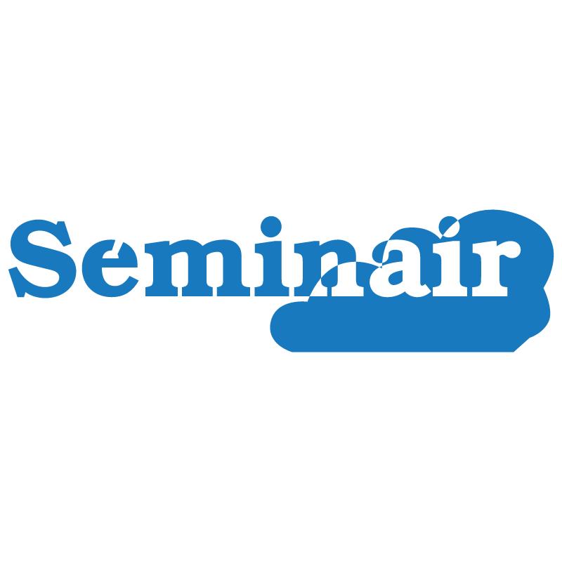 Seminair vector