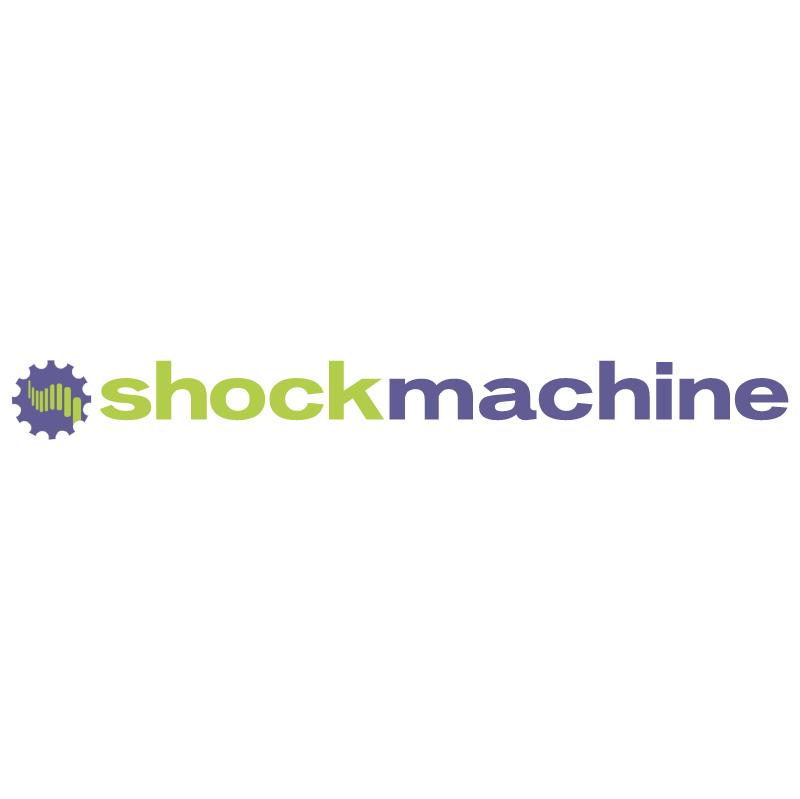ShockMachine vector logo