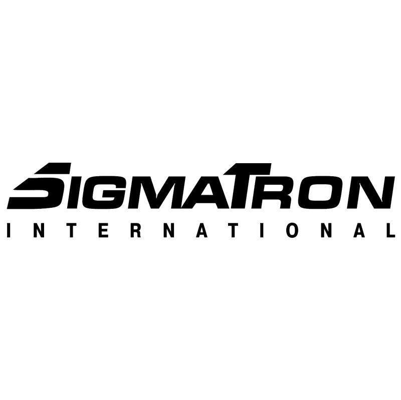 SigmaTron vector