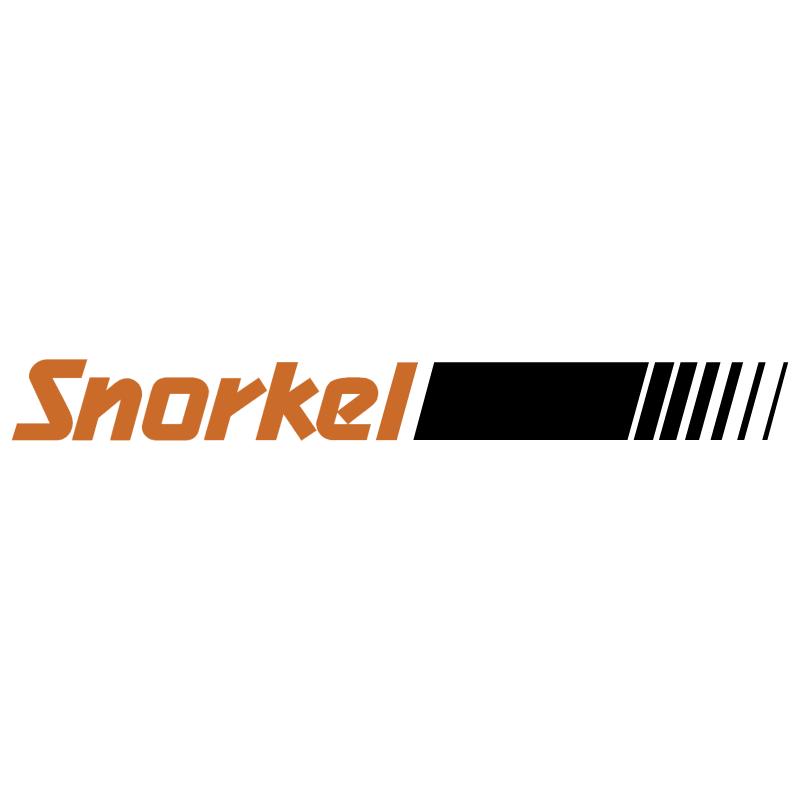Snorkel vector logo