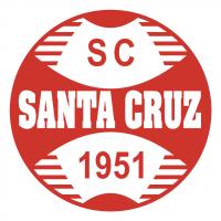 Sport Club Santa Cruz de Bom Jesus RS vector