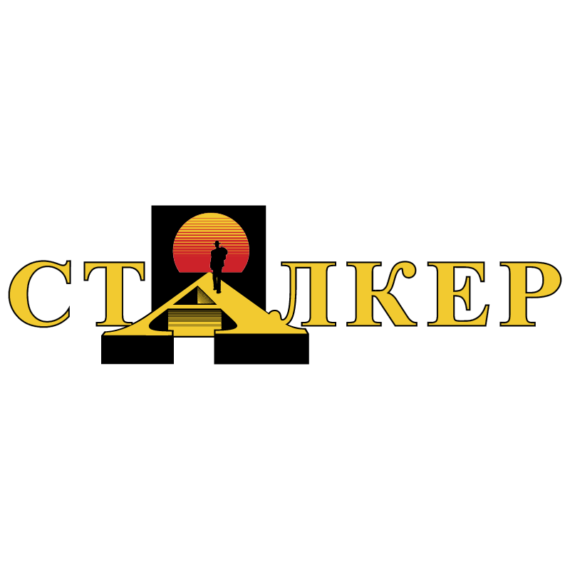 Stalker vector logo