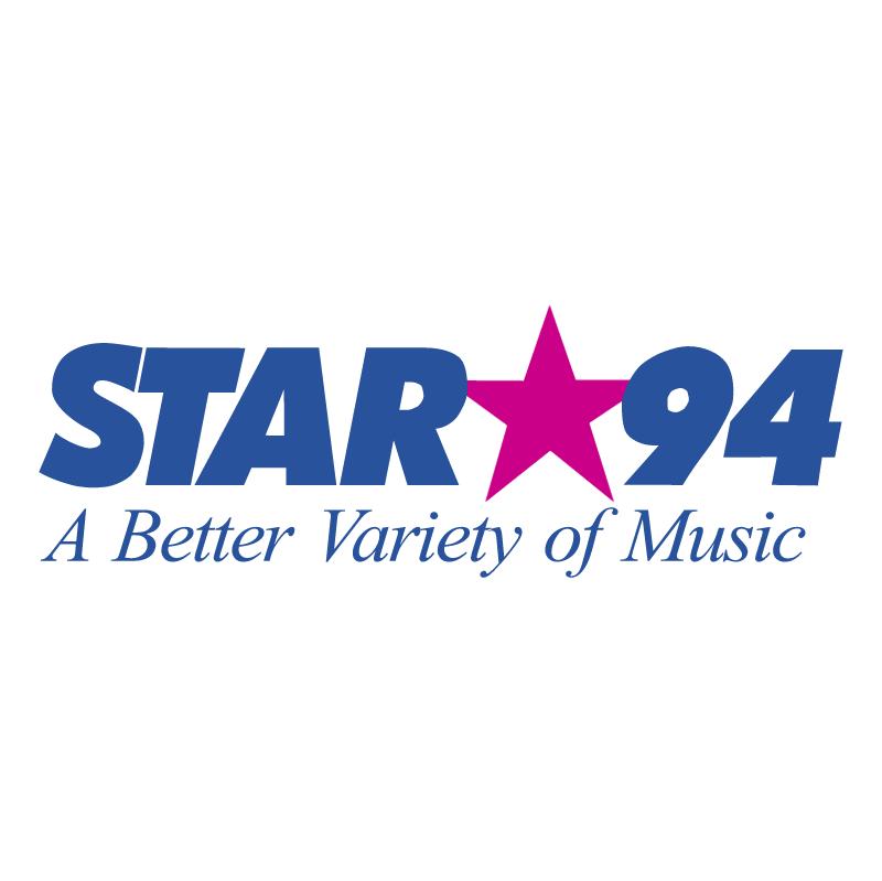 Star 94 Radio vector