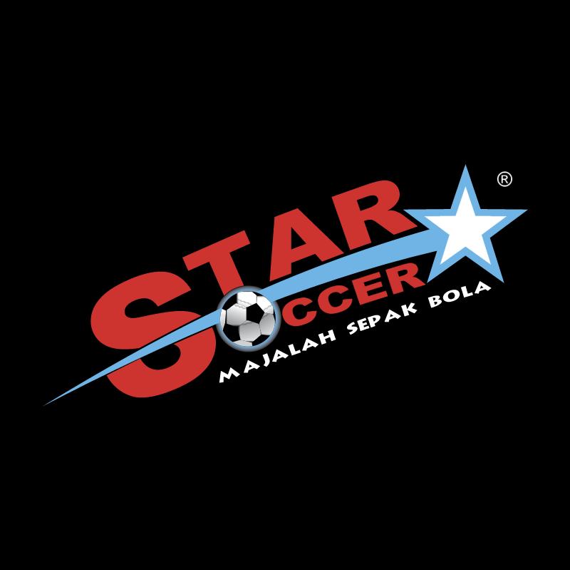 Star Soccer vector logo