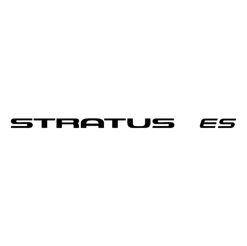 Stratus ES vector