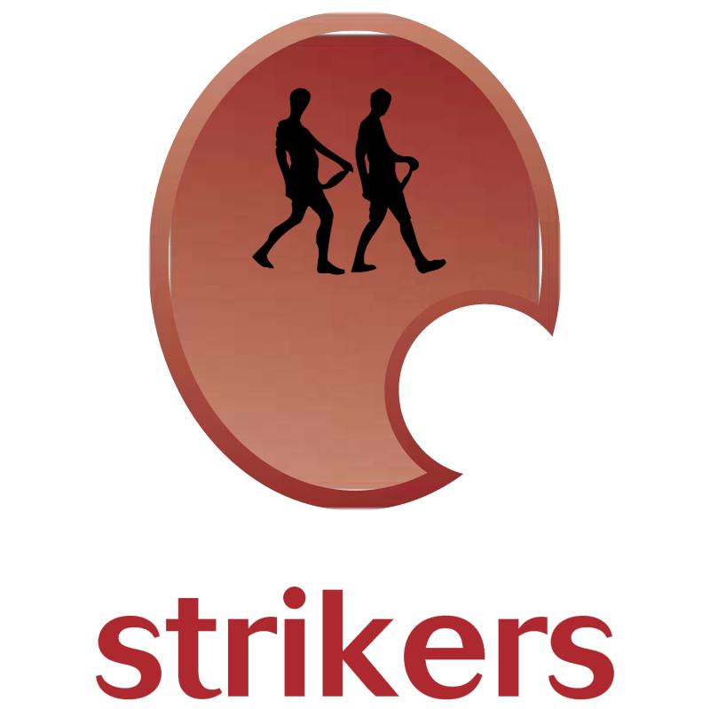 STRIKERS vector logo