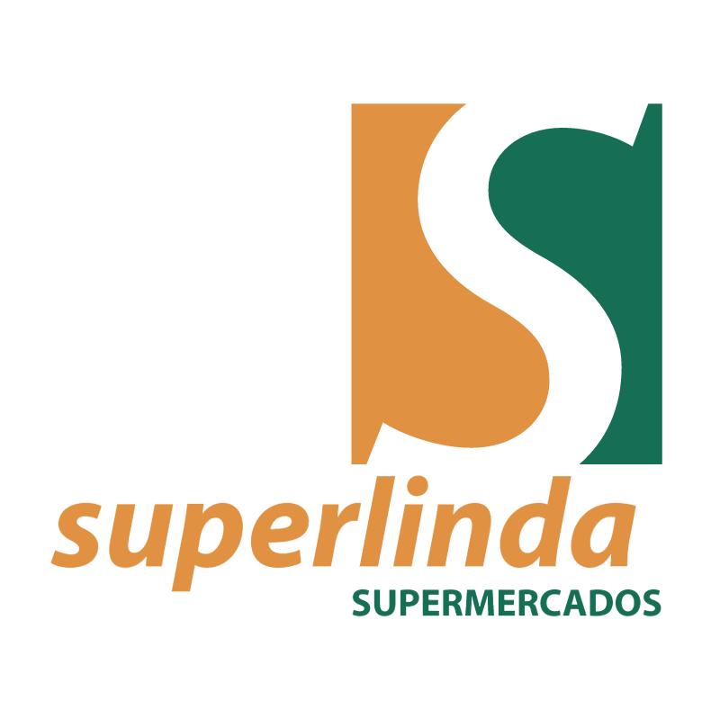 Super Linda vector logo