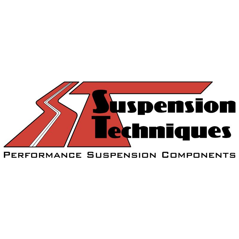 Suspension Techniques vector logo