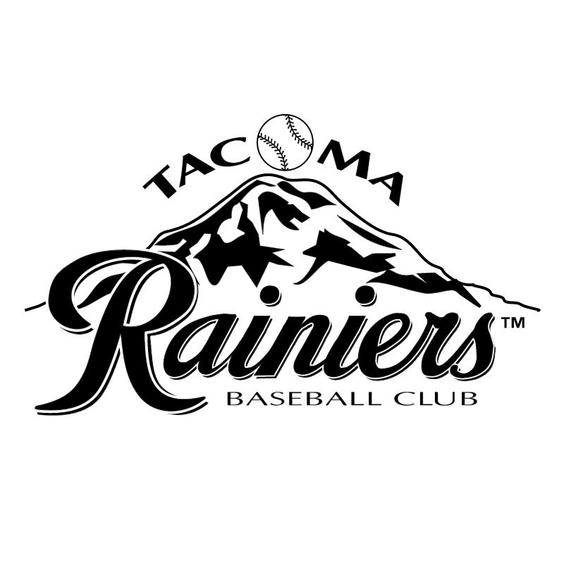 Tacoma Rainiers vector