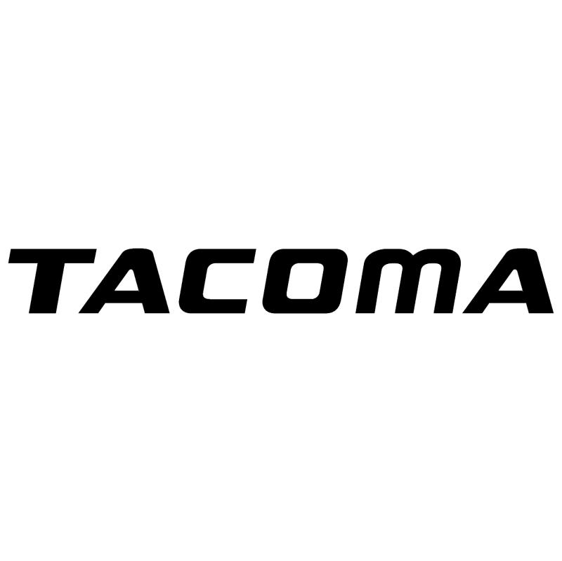 Tacoma vector