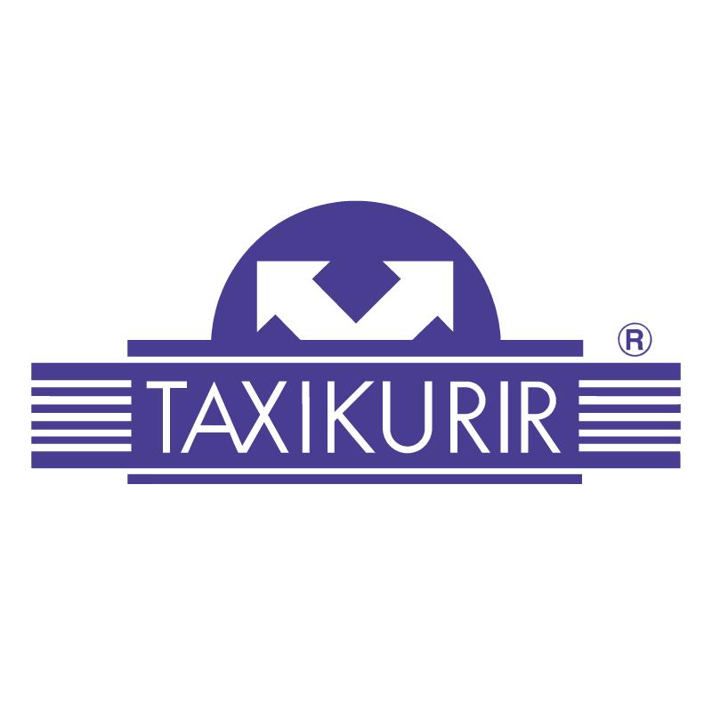 Taxi Kurir vector