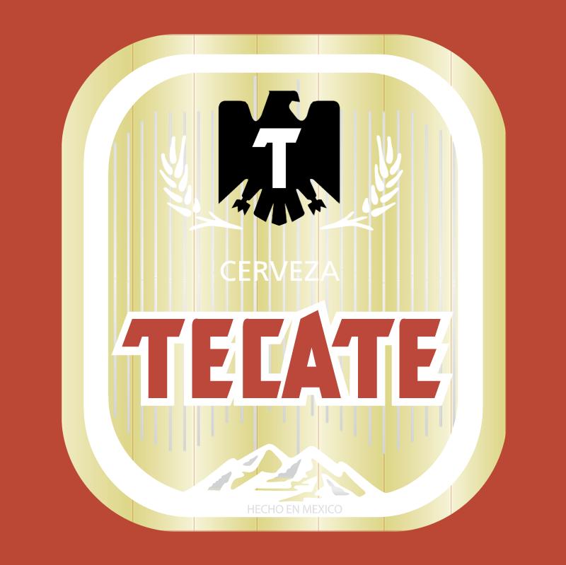 Tecate vector logo