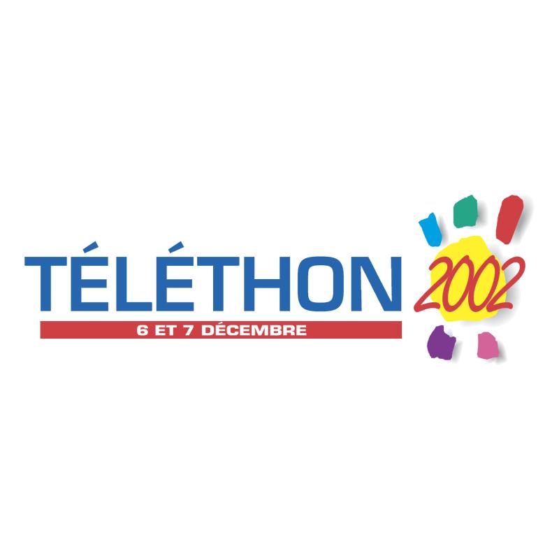 Telethon 2002 vector logo