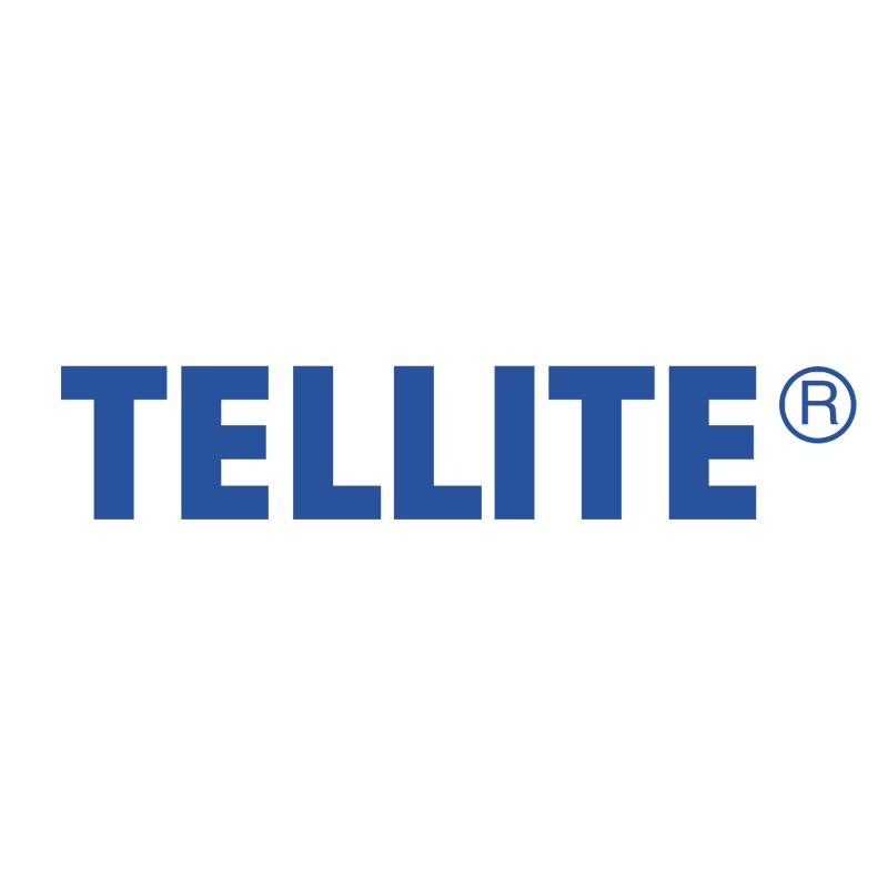Tellite vector logo