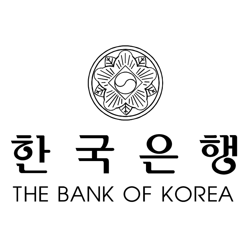The Bank Of Korea vector