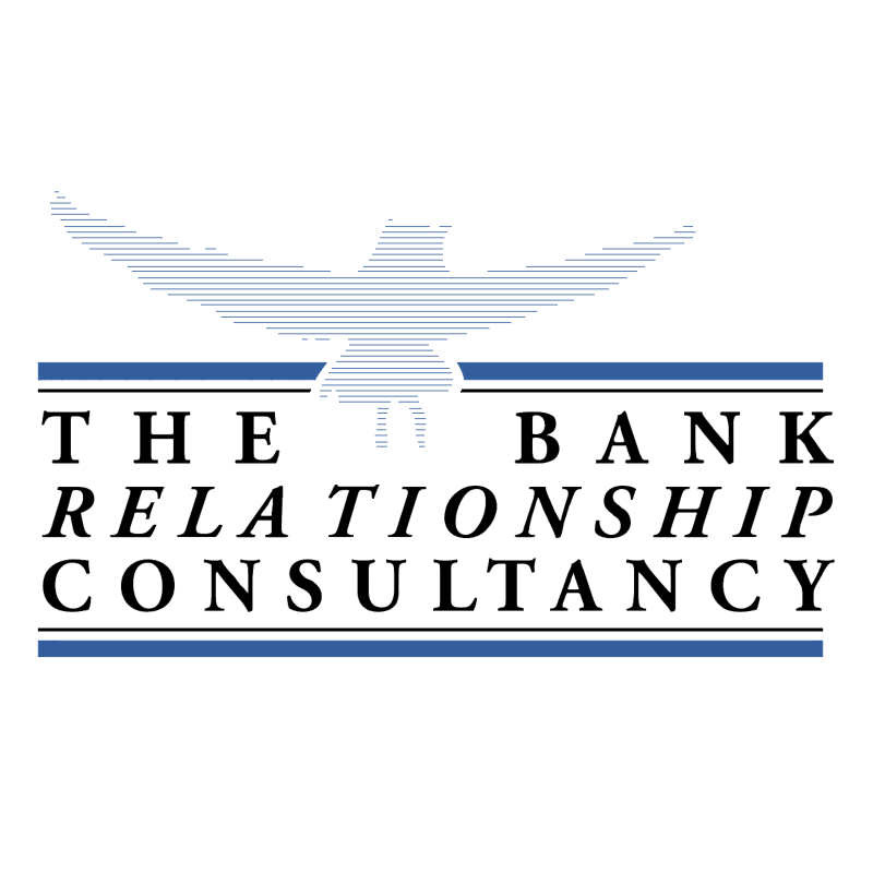 The Bank Relationship Consultancy vector logo