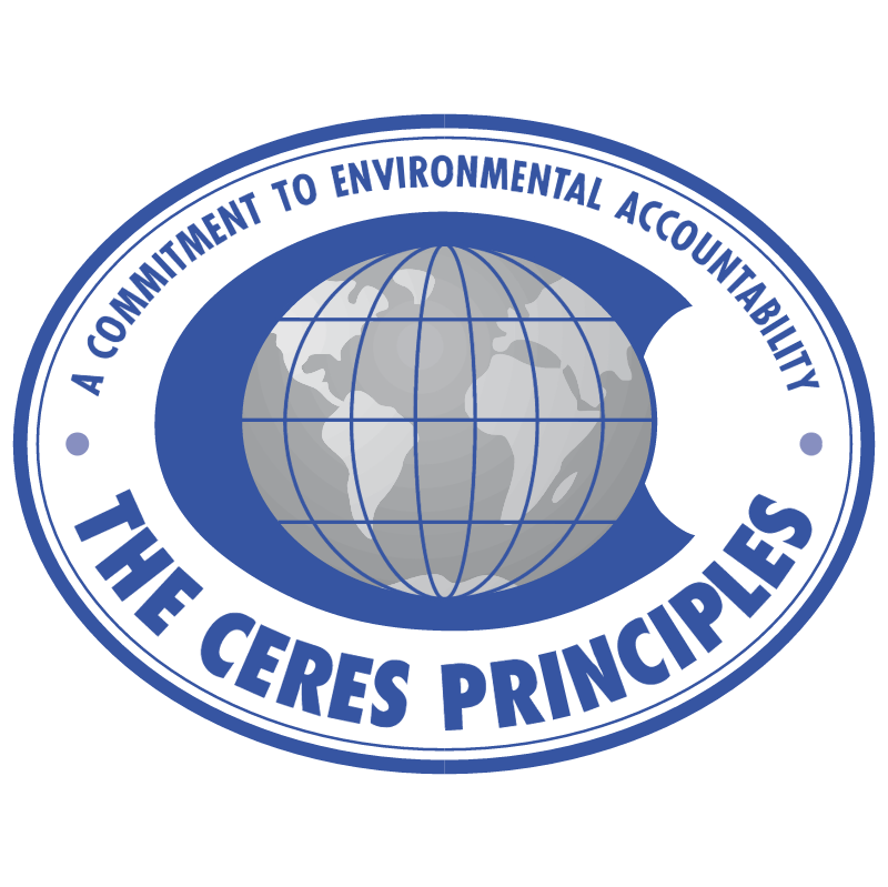 The Ceres Principles vector